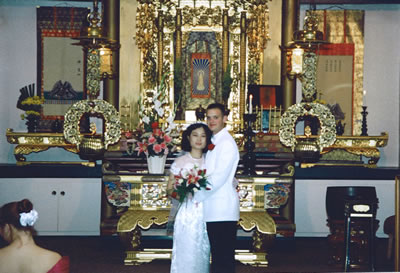 Buddhist Temple Sonoma County Weddings