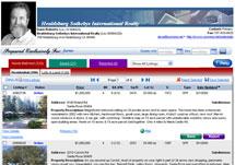 Real Estate Search Portal