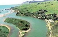 Jenner on Sonoma County coast