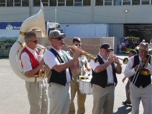 Sonoma County Fair Dixieland Band