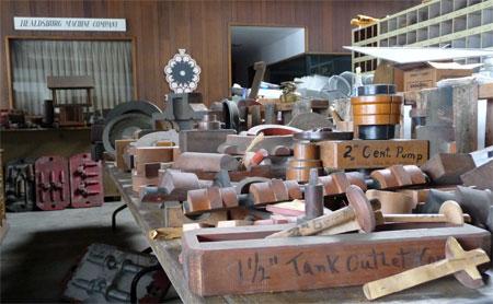 Healdsburg Machine Shop