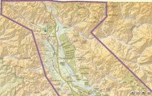 northern Alexander Valley