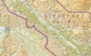 Middle Alexander Valley